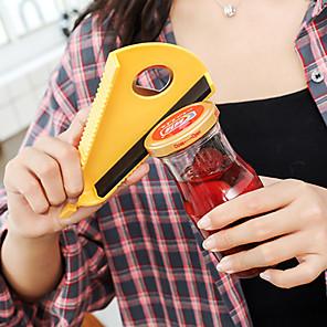 ieftine Ustensile de Fructe & Legume-deschizător de sticle de plastic multifuncțional pot organiza organizatori pentru seturi de capace deschise