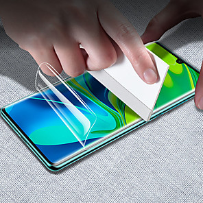 povoljno Maske/futrole za Xiaomi-hidrogel film za xiaomi mi 8 9 se 9t pro note 10 pro za xiaomi redmi k20 30 pro visoko izdanje zaštitni film hidrogela