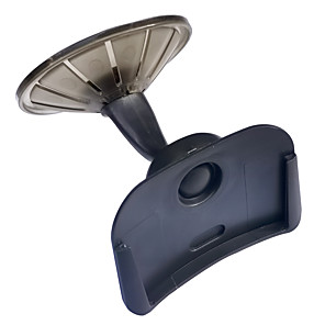 ieftine Cellphone & Device Holders-ziqiao suport pentru parbriz auto clemă suport pentru ventuză clemă pentru tomtom una / e