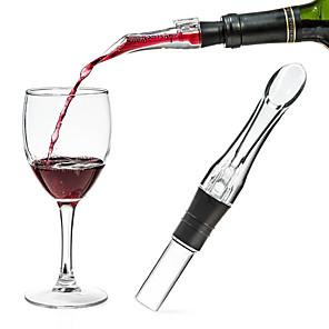 1 stk akryl luftende skjenke karaffel vin belufter tut helle nye bærbare vin belufter helle vin tilbehør