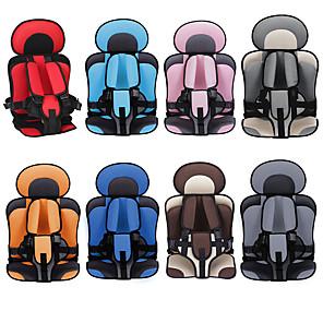 ieftine Huse de Scaun & Accessorii-Scaun de siguranță pentru copii Scaun de siguranță pentru copii Roșu-aprins / Roz / Gri+Albastru Nailon Obișnuit Pentru Παγκόσμιο Toți Anii Cinci locuri