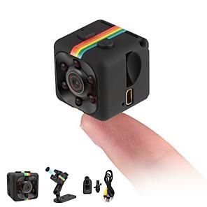 ieftine Camere IP-mini cameră video 1080p sq11 full 2.0 mp camera video viziune nocturnă sport dv recorder video detectare mișcare cameră mică infraroșu viziune nocturnă voce cameră de securitate