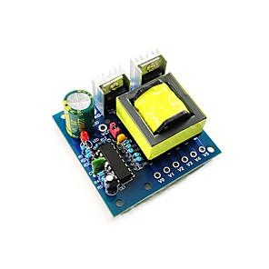 ieftine Surse Alimentare-Transformator de conversie a puterii graduale a acumulatorului de 150w micro inverter dc12v ascensiune ac220v