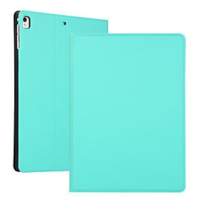 ieftine Carcase iPad-carcasa pentru apple ipad 2 3 4 air air2 air3 ipad pro 9.7 ipad pro 10.5 ipad 10.2 (2019) carcasa antipatizantă cu corp complet carcasă din piele pu tpu solid colorat auto somn trezire