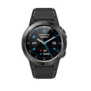 Недорогие Чехол Samsung-Фитнес-трекер m4, встроенный gps, поддержка уведомлений и экг, спортивные умные часы для телефонов iphone / samsung / android