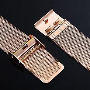 ieftine Accesorii Ceasuri-Teak Uita-Band Negru / Auriu 20cm / 7.87 Inci 2cm / 0.8 Inchi