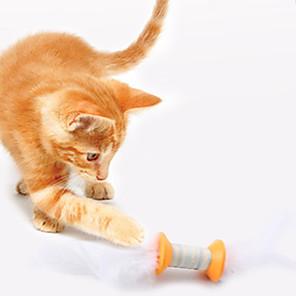 ieftine Jucării-Jucării de Mestecat Iarba Mâței Jucării pluș Jucărie interactivă Set de jucării pentru pisici Pisici Animale de Companie  Jucarii 1 buc Exercițiu pentru animale de companie Eliberarea presiunii Bumbac