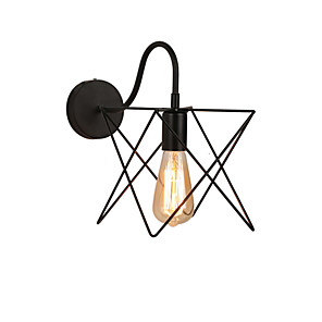 ieftine Abajure Perete-lampă de perete tradițională clasică țeavă aplice sufragerie magazine cafenele lumină de perete metalică 110-120v 220-240v 4 w