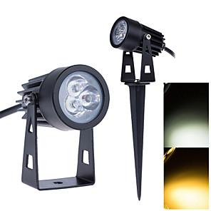 ieftine Proiectoare LED-3w mini led spot inundare lumină de grădină în aer liber grădină peisaj cale becuri becuri