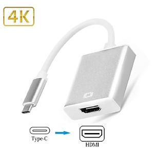 ieftine HDMI-tip-c cablu adaptor hdmi usb-c la hdmi apple mac-book switch converter pentru samsung xiaomi huawei s20 p40 joc întâlnire tv online