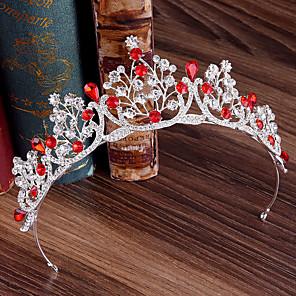 ieftine Bijuterii de Păr-Pentru femei Pentru Nuntă Petrecere / Seară Mascaradă Serie de Bijuterii Romantic Series pava Diamant sintetic Aliaj Argintiu Auriu Albastru piscină 1 buc