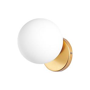 ieftine Abajure Perete-lumina de perete protecție pentru ochi mată aplice moderne în stil nordic cameră de zi dormitor lumină de perete 110-120v 220-240v 12 w