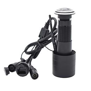 ieftine CCTV Cameras-card card wifi audio ușă ochi gaură acasă 1080p 1.78mm unghi larg fisheye lentilă rețea mini peephole wifi ușă ip camera p2p icsee