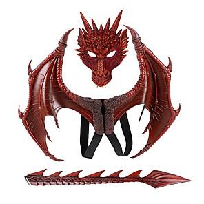 ieftine Mărgele & Mărgele De Ornat-1 set de decorațiuni de halloween Halloween suspendate aripi de dinozaur decorațiuni cosplay prop