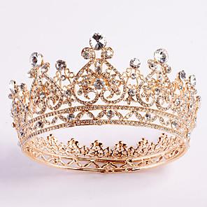 ieftine Bijuterii de Păr-Pentru femei Pentru Nuntă Petrecere / Seară Mascaradă Serie de Bijuterii Romantic Series pava Diamant sintetic Aliaj Argintiu Auriu 1 buc