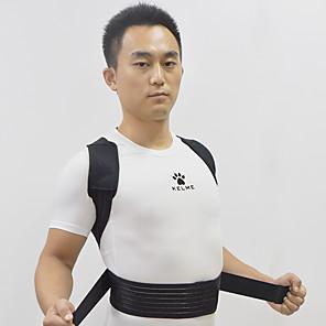 abordables -cinturón de soporte para la espalda del hombro corrección de la postura del jorobado para adultos y niños cinturón de corrección del jorobado