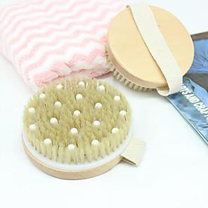 abordables -cepillo de champú cepillo de baño cepillo de masaje masajeador de cuero cabelludo