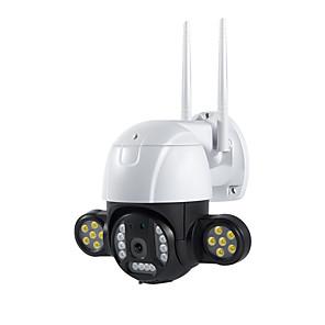 저렴한 -v380 감시 카메라 야외 360 파노라마 홈 무선 와이파이 고화질 야간 감시 돔 카메라