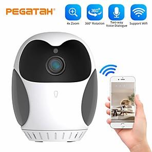 저렴한 -ptz 무선 미니 ip 카메라 와이파이 카메라 와이파이 나이트 비전 1080p 미니 카메라와 스마트 홈 비디오 감시 카메라 애완 동물 캠