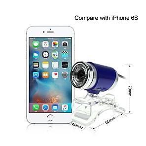 저렴한 -USB 컴퓨터 고화질 카메라 컴퓨터 카메라 비디오 무료 드라이브 마이크 뜨거운 판매