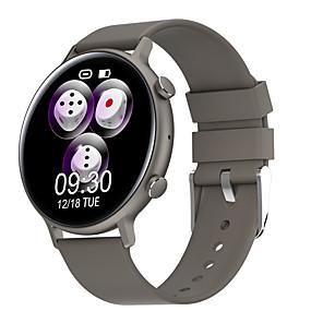 저렴한 -W33PRO 남여 공용 스마트 시계 블루투스 심장 박동수 모니터 혈압 측정 칼로리 태움 건강관리 정보 심전도 + PPG 만보기 콜 알림 액티비티 트렉커 슬립 트렉커
