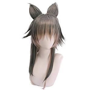 저렴한 -동물 랩소디 늑대 의인화 된 유산 코스프레 애니메이션 cos wig with ears spot