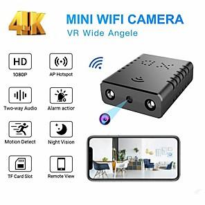 저렴한 -미니 캠 HD 1080p 스마트 카메라 적외선 야간 보안 카메라 루프 녹화 지원 32GB xd pk sq11