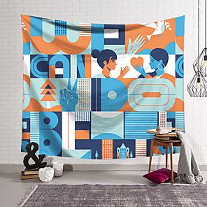 זול -שטיח קיר תפאורה אמנות שמיכת וילון תלוי קישוט סלון חדר שינה ביתי