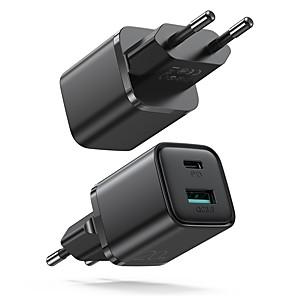 abordables -Joyroom 20 W Puissance de sortie USB Chargeur PD Chargeur USB Chargeur de téléphone Chargeur de portable Portable Charge Rapide Pour iPad Mobile