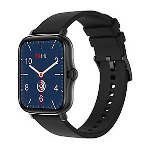 tanie -COLMI P8 Plus Inteligentny zegarek Bluetooth Rejestrator snu Pulsometry Wodoodporny Sport Mądry IPX-7 43mm etui na zegarek na Android iOS Mężczyźni Kobiety