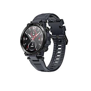tanie -D13 Inteligentny zegarek Bluetooth Czasomierze Stoper Krokomierz Wodoodporny Ekran dotykowy Pulsometry IP 67 43mm etui na zegarek na Android iOS / Pomiar ciśnienia krwi / Sport / Długi czas czuwania