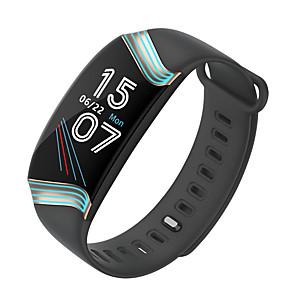 tanie -E20 Inteligentny zegarek Bluetooth Stoper Krokomierz Powiadamianie o połączeniu telefonicznym Wodoodporny Ekran dotykowy Pulsometry IP 67 43mm etui na zegarek na Android iOS / Pomiar ciśnienia krwi