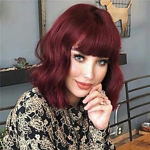 economico -parrucca lunga riccia 55 cm parte centrale parrucche da donna parrucche sintetiche naturali parrucca riccia ondulata da donna festa cosplay halloween wq04