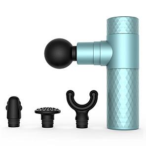 abordables -handle usb electric massager mini pistola de masaje terapia de bolsillo pistola de masaje muscular body pain relief fascia gun hj003