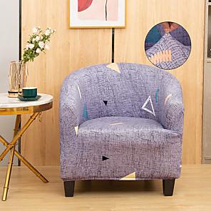voordelige -1 zits bank hoes meubelbeschermer elastische bankhoezen stretch bank hoes voor woonkamer gedrukte fauteuil hoezen hot koop bank hoes eenvoudig te installeren