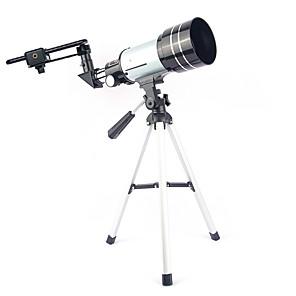 رخيصةأون -150 X 70 mm تيليسكوبات لا لوني منكسر قابل للطي قابل للتعديل 98 m تغطية متعددة