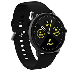 tanie -G5 Dla obu płci Inteligentny zegarek Bluetooth Pulsometry Pomiar ciśnienia krwi Spalonych kalorii Informacje Lokalizator Krokomierz Powiadamianie o połączeniu telefonicznym Rejestrator snu siedzący