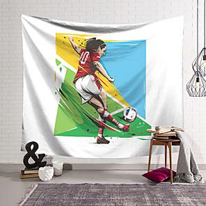 voordelige -wandtapijten art decor deken gordijn opknoping thuis slaapkamer woonkamer decoratie polyester