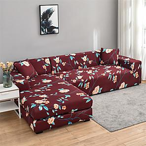 cheap -1 Pc Geometric Gray Lines Sofa Cover Elastic Sofa Cover To Living Room Pet Sofa Dust Cover Recliner Sofa Cover