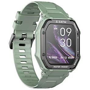 tanie -C16 Inteligentny zegarek Bluetooth Czasomierze Stoper Krokomierz Wodoodporny Ekran dotykowy Pulsometry IP 67 43mm etui na zegarek na Android iOS / Pomiar ciśnienia krwi / Sport / Długi czas czuwania