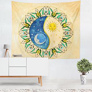 voordelige -Tarot waarzeggerij wandtapijten art decor deken gordijn opknoping thuis slaapkamer woonkamer decoratie mysterieuze bohemen