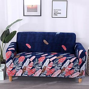 voordelige -Sofahoes Multi Kleur / Effen / Klassiek Garengeverfd Polyester Hoezen