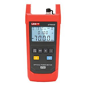 저렴한 -uni-t ut692d 광섬유 도구 광 파워 미터 시각적 오류 탐지기 -70-10dbm -50-26dbm 10mw fc/sc/st 커넥터