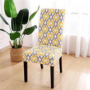 voordelige -eetkamerstoel hoes stretch stoel hoes zachte duurzame wasbare meubels beschermer voor eetkamer party