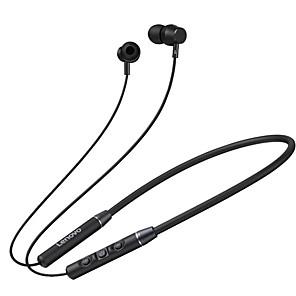 abordables -Lenovo QE03 Serre-tête Bluetooth5.0 Conception Ergonomique LA CHAÎNE HI-FI IPX5 pour Apple Samsung Huawei Xiaomi MI Exercice Physique Fonctionnement Usage quotidien Téléphone portable