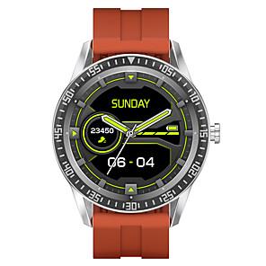 tanie -N70 Inteligentny zegarek Bluetooth Krokomierz Rejestrator aktywności fizycznej Rejestrator snu Wodoodporny Ekran dotykowy Długi czas czuwania IP 67 46mm etui na zegarek na Android iOS / Kamera