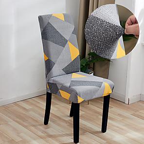 levne -Sedmikráska potah židle pro jídelnu Mandala tisk židle kryty vysoké opěradlo pro obývací pokoj party svatební vánoční dekorace