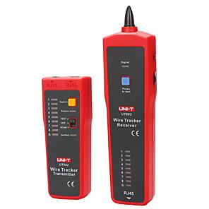 economico -inseguitore di fili uni-t ut682; ricerca linea telefonica/linea di rete/linea cavo di alimentazione, tester linea di comunicazione communication