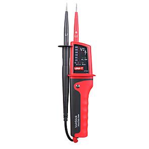 お買い得  -uni-tut15b防水タイプの電圧テスター。 AC / DC電圧テスト、相回転テスト/シングルリード(l2)電圧検出