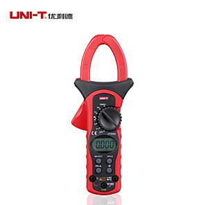 お買い得  -uni-t ut206a 1000aacデジタルクランプメーター4000カウントdmm抵抗周波数温度ダイオードテスター液晶バックライトデータホールド
